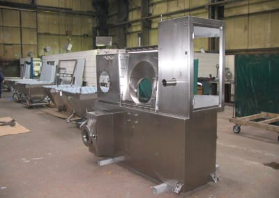 Powder Systems Isolator