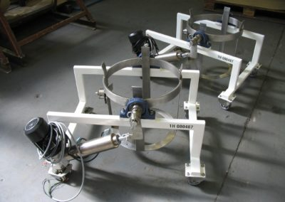 Drum Tipping Units