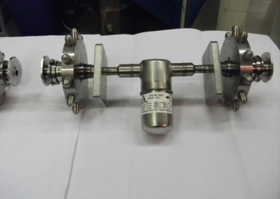 In-Cell Steam Trap