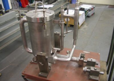 Pour Pot Filter