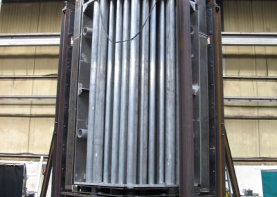 Reactor Mock Up for Decommissioning Trials