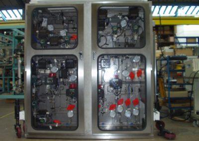 Special Pump Cabinet
