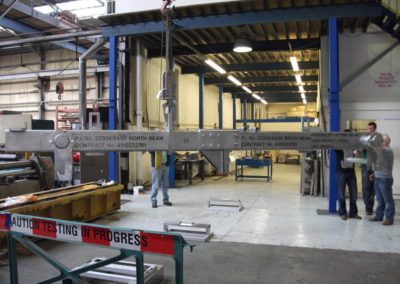 Special Sectional Lifting Beam