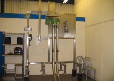 Swab Handling System Terminal